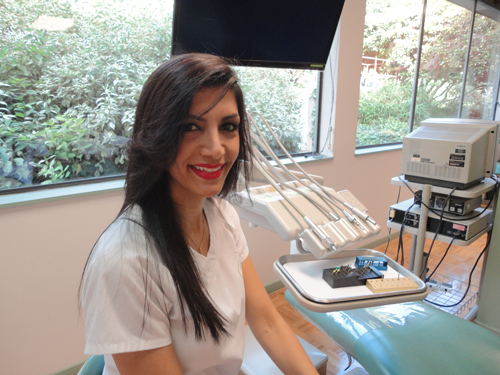 Naz - Dental Assistant